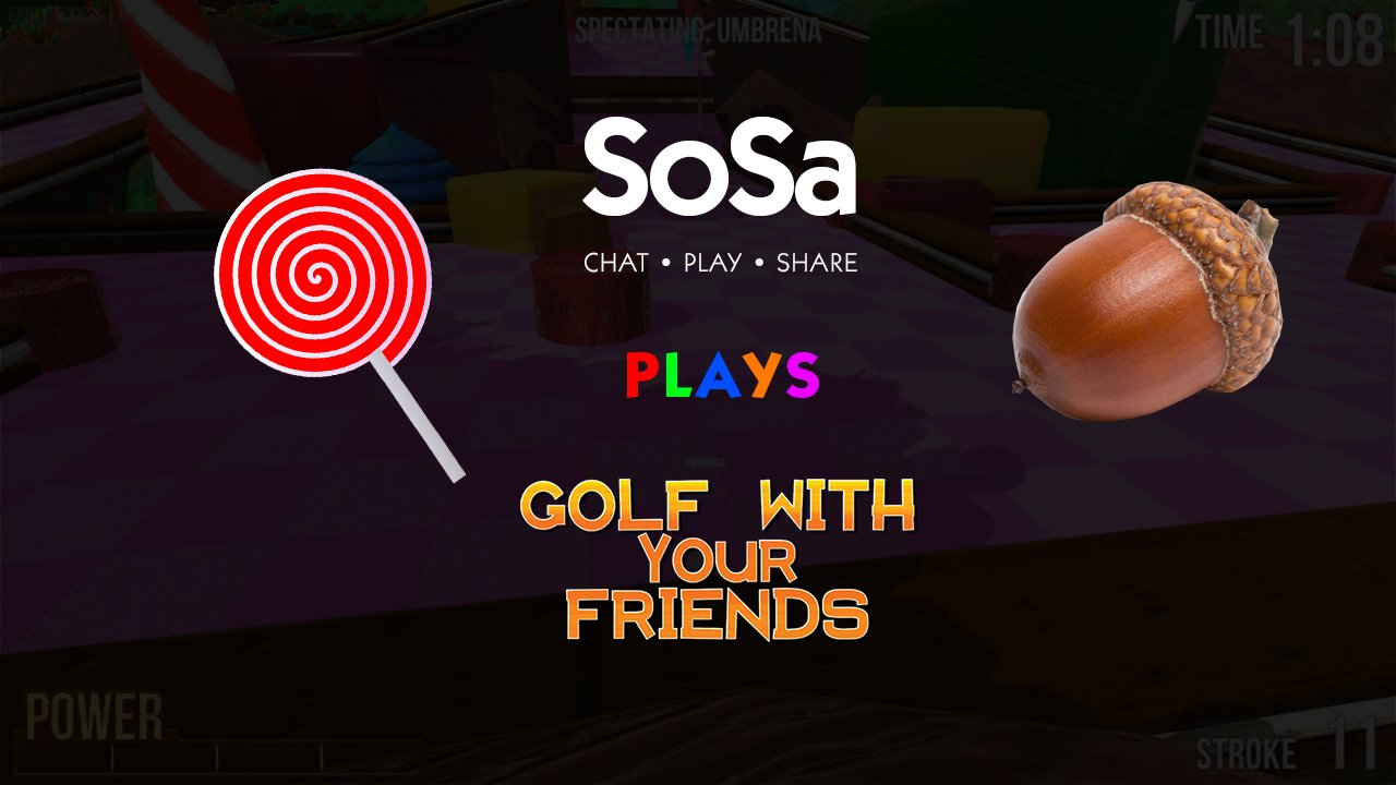 SoSaPlaysGolfWithFriends