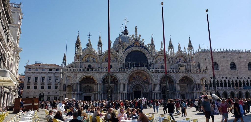 Doge's Palace Venice 2019
