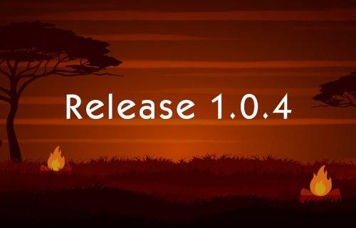 Alpha Release 1.0.4