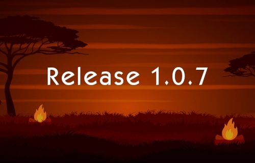 Alpha Release 1.0.7