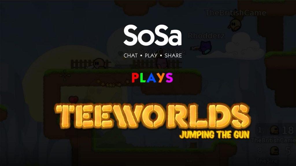 Game night - Teeworlds