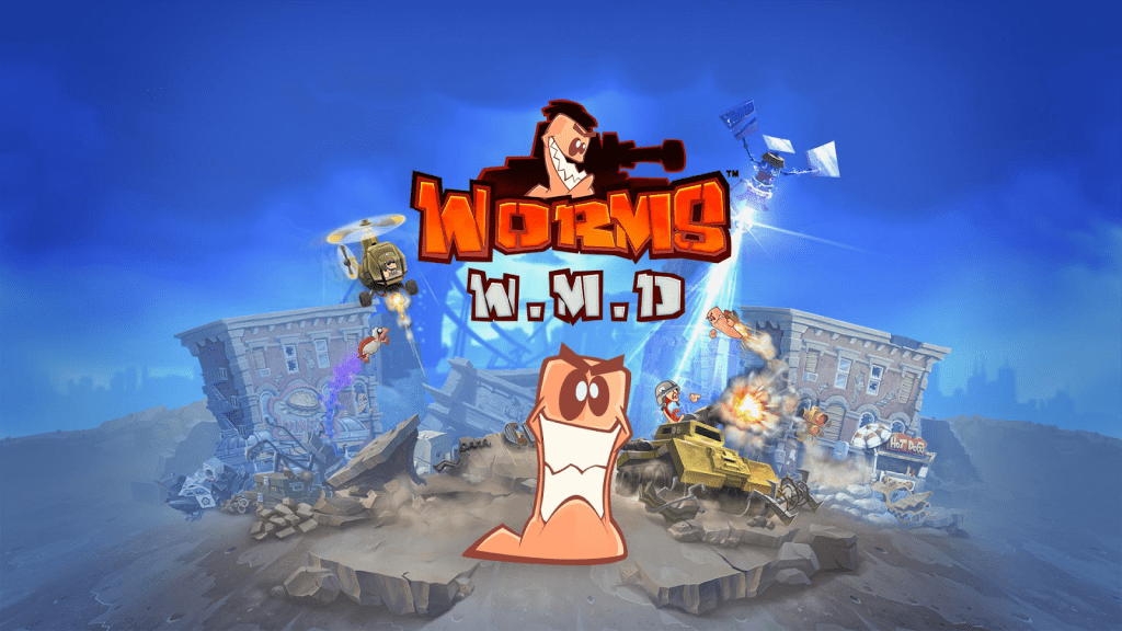 Game night - Worms W.M.D