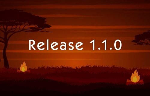 Alpha Release 1.1.0